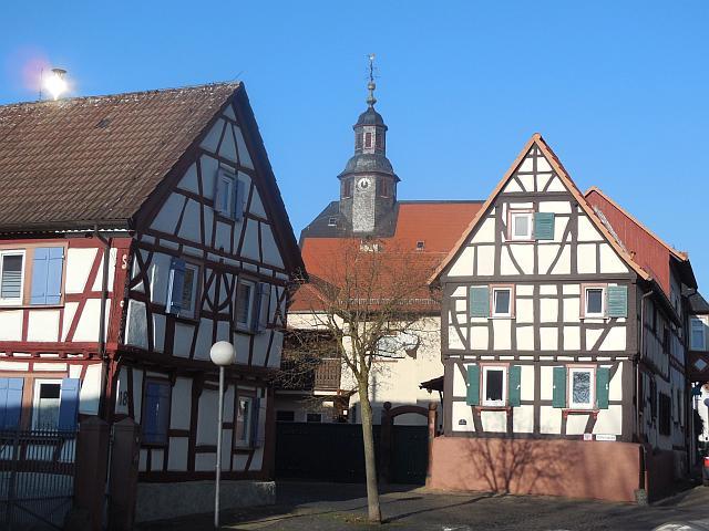 Burgholzhausen Altstadt