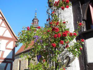 evangelische Kirche Burgholzhausen
