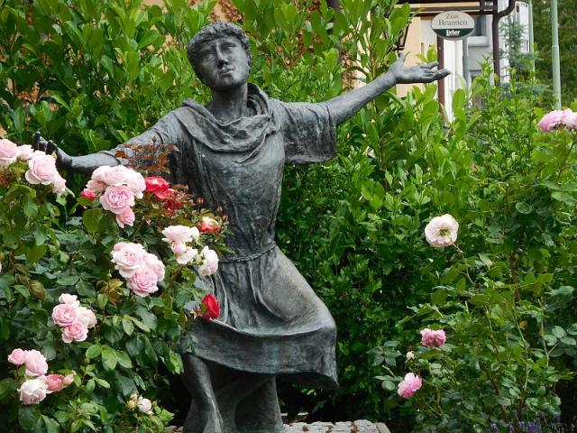 Franziskus, Heilig Kreuz Burgholzhausen