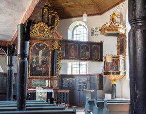 Kirchenjubiläum: Taizé-Gebet @ Evang. Kirche, Alt-Burgholzhausen