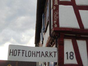 Hofflohmarkt 10.-12. Juli @ Alt Burgholzhausen 18