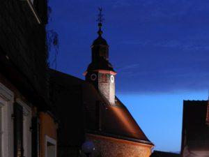 Kirchenjubiläum: Nacht der Kirchen - Historischer Rundgang @ Start: Evangelische Kirche, Alt-Burgholzhausen