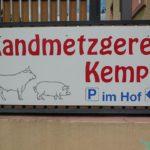 Landmetzgerei Kempf Burgholzhausen