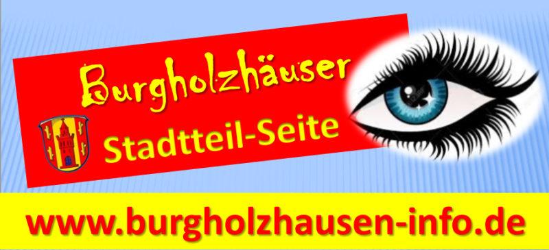 Burgholzhäuser Stadtteilseite