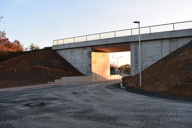 Eisenbahnbrücke Burgholzhausen 2018