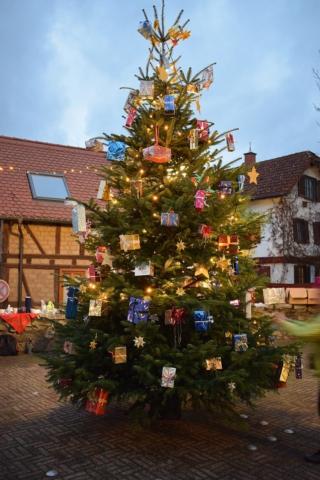 Weihnachtliches Burgholzhausen 2018