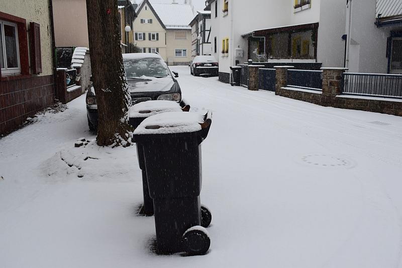 Müllabfuhr Burgholzhausen