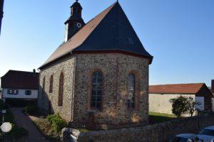 Wiederaufnahme Gottesdienste Evangelische Kirche @ Evangelische Kirche