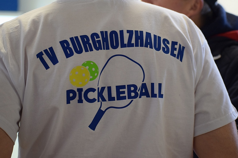 Pickleball TV Burgholzhausen