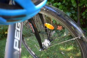 Fahrradtour ins Bizzenbachtal @ Treffpunkt: Brunnen am Houiller Platz