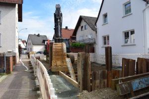 Kanalarbeiten