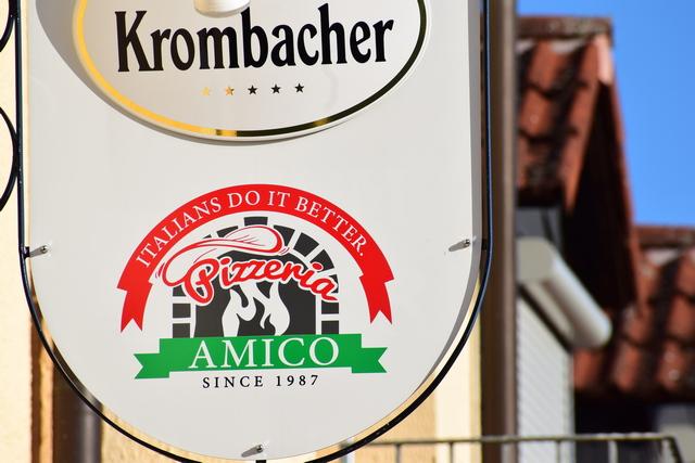 Pizzeria Amico Burgholzhausen