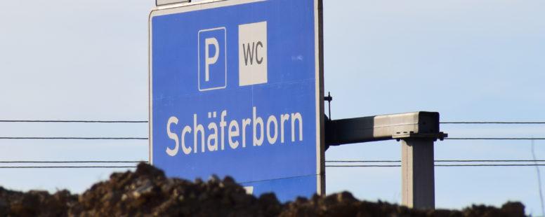 A5 Rastplatz
