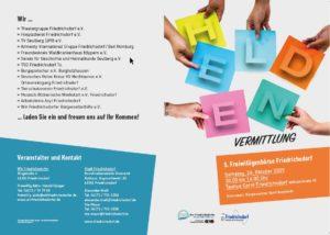 5. Freiwilligenbörse Friedrichsdorf @ Taunus-Carrée