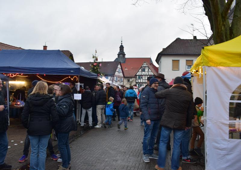 Burgholzhäuser Weihnacht 2019