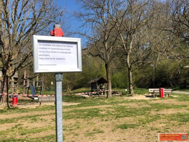 Spielplatz Burgholzhausen