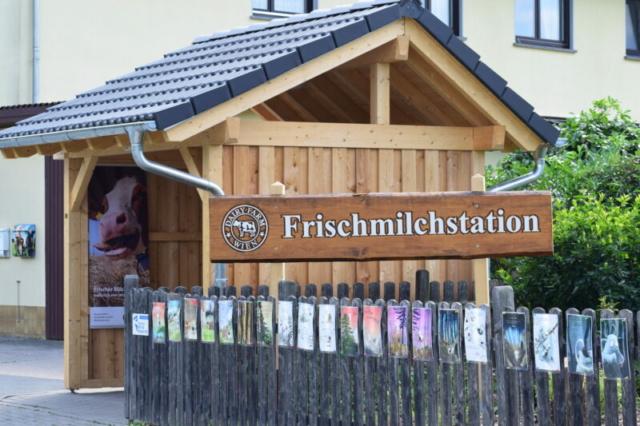 Frischmilchstation Burgholzhausen Friedrichsdorf
