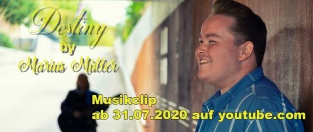 Marius Müller Burgholzhausen Destiny
