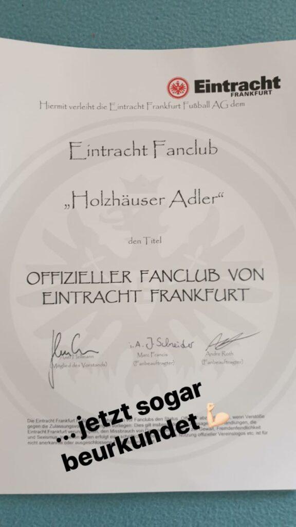 EFC Holzhäuser Adler
