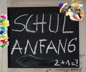 Einschulung @ Grundschule Burgholzhausen