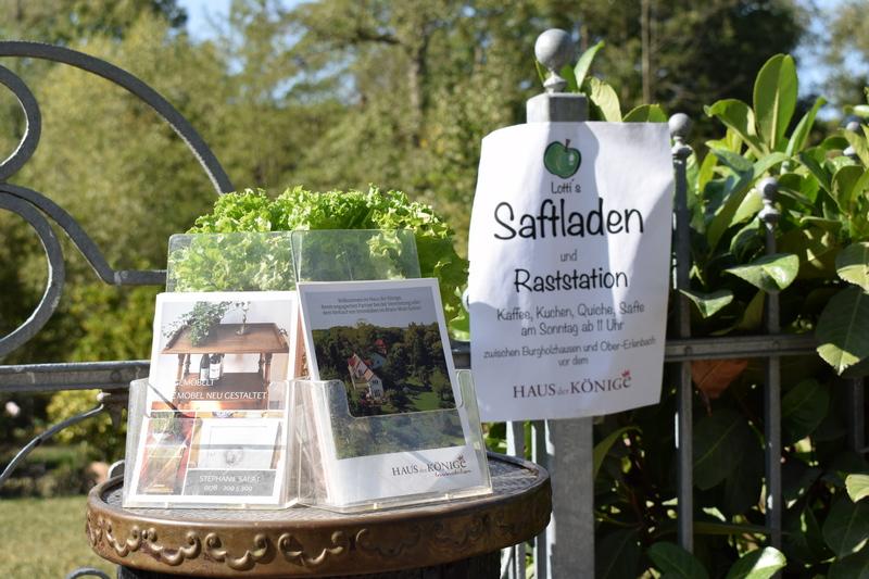 Burgholzhausen Lottis Saftladen und Raststation