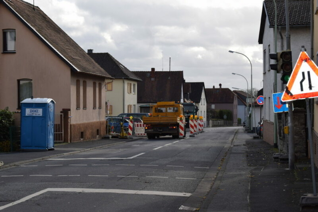 Burgholzhausen Bushaltestelle barrierefrei