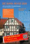 Jahresrückblick 2020 Burgholzhausen