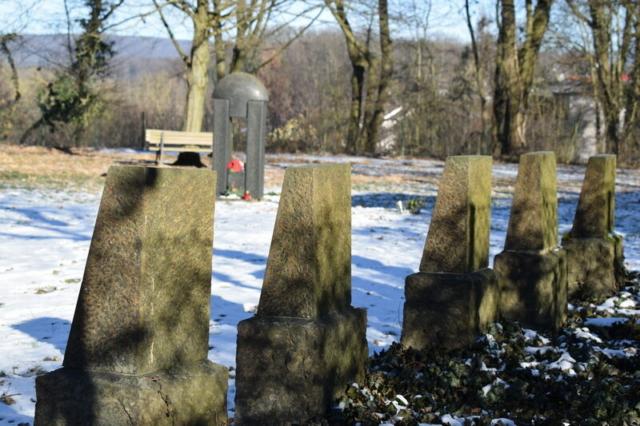 Burgholzhausen Friedrichsdorf Alter Friedhof Kriegsgräber