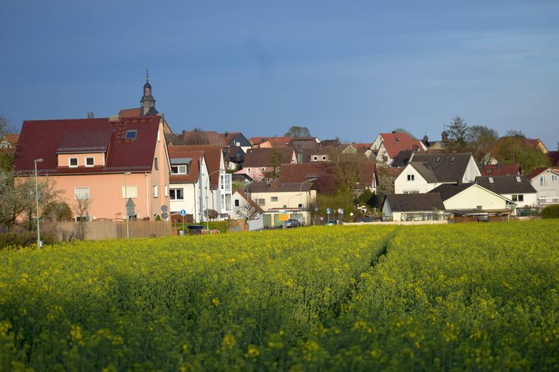 Frühling, Burgholzhäuser Stadtteilseite, burgholzhausen-info