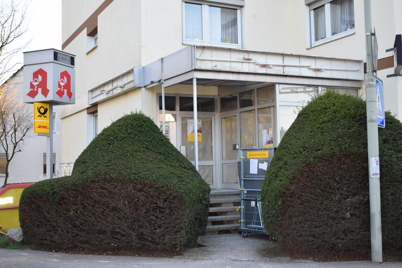 Post Burgholzhausen; Burgholzhäuser Stadtteilseite; Easy Postshop