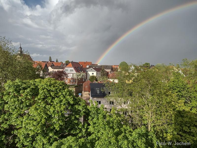 Regenbogen Burgholzhausen