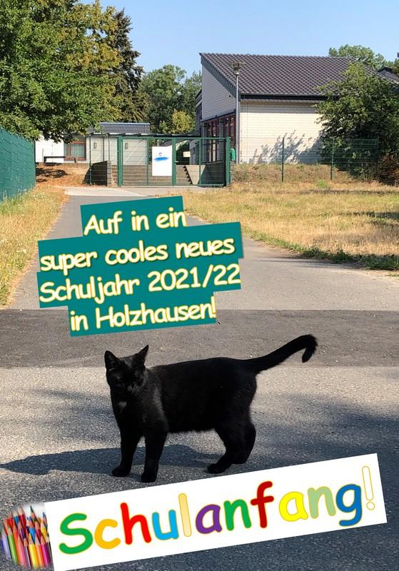 Schulanfang, Burgholzhausen, Grundschule Burgholzhausen, burgholzhausen-info.de