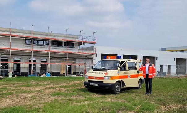 DRK Friedrichsdorf neue Rettungswache