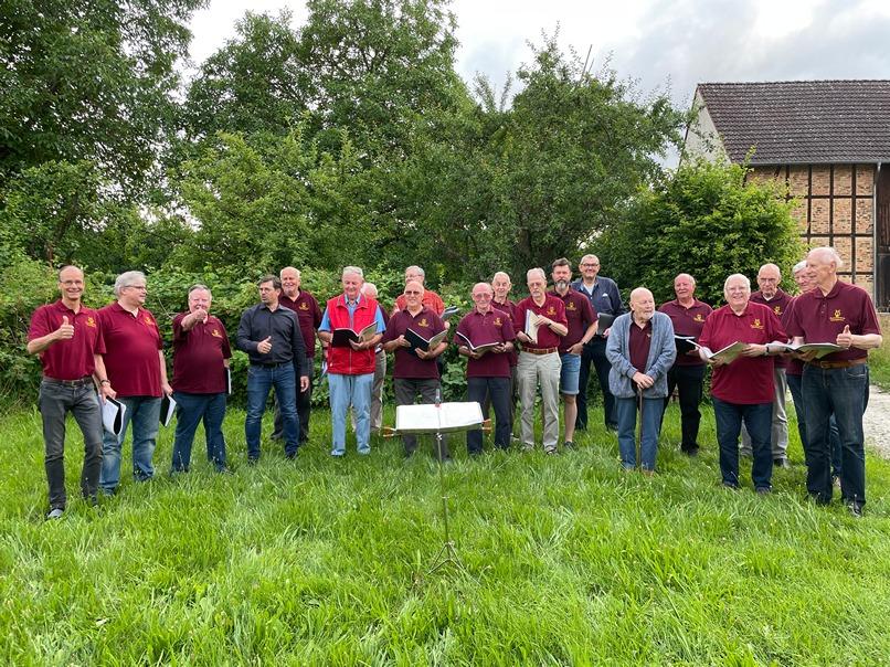 Sängervereinigung Burgholzhausen