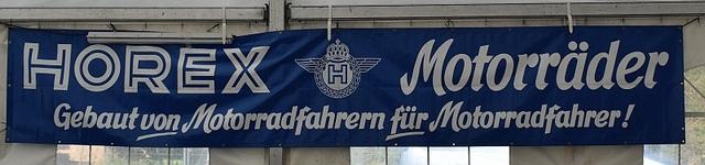 Horex-Treffen Burgholzhausen, Burgholzhäuser Stadtteilseite, MSC Bad Homburg