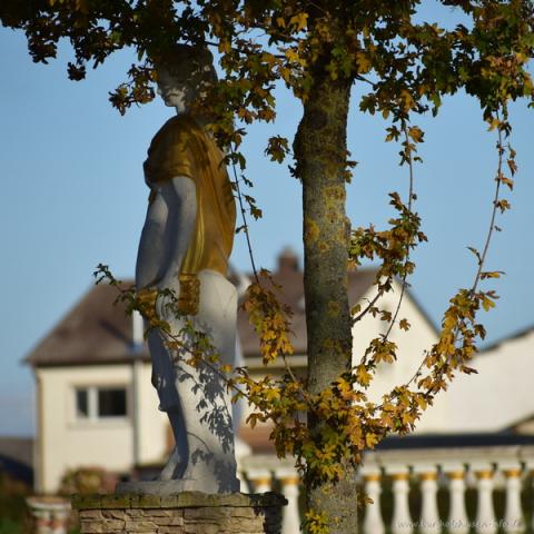 Burgholzhäuser Putte im Herbst